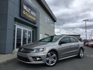 Used 2017 Volkswagen Passat CC Wolfsburg Gps,caméra for sale in St-Georges, QC
