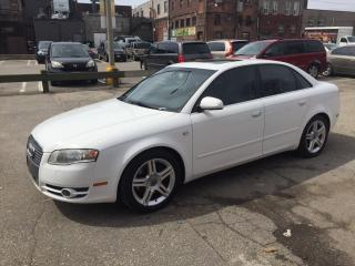 Used 2007 Audi A4 2.0L Turbo / Quattro for sale in Toronto, ON