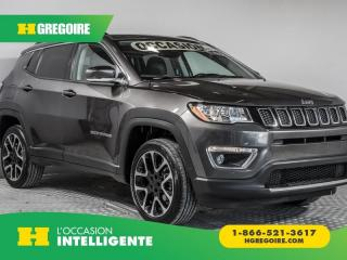 Used 2018 Jeep Compass LTD 4X4 TOIT for sale in St-Léonard, QC