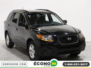 Used 2010 Hyundai Santa Fe GL for sale in St-Léonard, QC