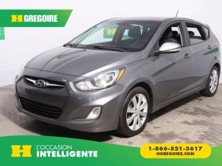 Used 2014 Hyundai Accent GLS A/C GR ELECT for sale in St-Léonard, QC