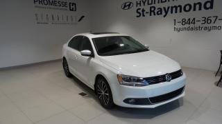 Used 2013 Volkswagen Jetta 4 portes, 2,5 L boîte automatique Comfor for sale in St-Raymond, QC