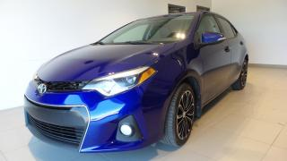 Used 2014 Toyota Corolla BERLINE 4 PORTES AUTOMATIQUE for sale in St-Raymond, QC