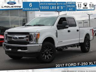 Used 2017 Ford F-250 Xlt 4x4 6 Places for sale in Victoriaville, QC