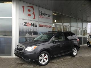 Used 2015 Subaru Forester AWD for sale in Blainville, QC