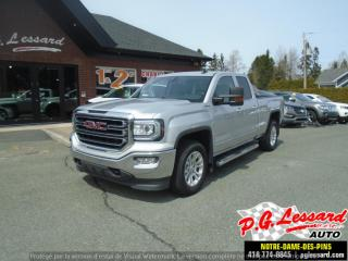 Used 2016 GMC Sierra 1500 SLE for sale in St-Prosper, QC