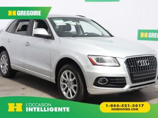 Used 2013 Audi Q5 2.0L QUATTRO A/C for sale in St-Léonard, QC