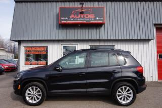 Used 2012 Volkswagen Tiguan COMFORTLINE 4Motion for sale in Lévis, QC