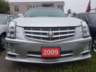 Used 2009 Cadillac SRX V6-Extra Clean-Leather-Panorama Roof-Chromed-Alloy for sale in Scarborough, ON