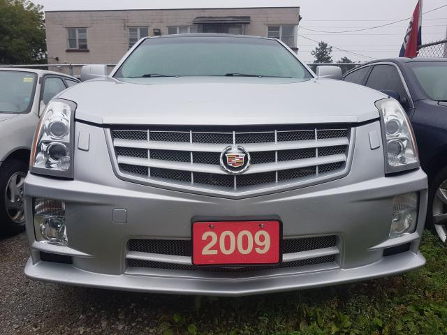 2009 Cadillac SRX V6-Extra Clean-Leather-Panorama Roof-Chromed-Alloy