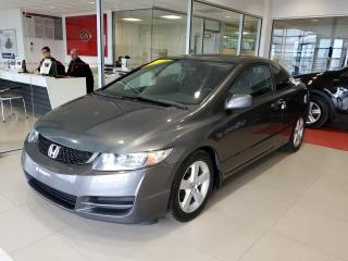 Used 2010 Honda Civic SR LX automatique 2 portes for sale in Beauport, QC