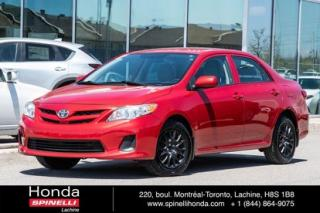 Used 2013 Toyota Corolla CE B PACKAGE for sale in Lachine, QC