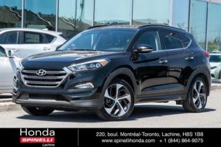 Used 2016 Hyundai Tucson Ultimate Navi Cuir for sale in Lachine, QC