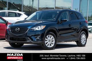 Used 2016 Mazda CX-5 Gs A/c for sale in Lachine, QC