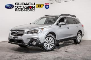 Used 2018 Subaru Outback Touring for sale in Boisbriand, QC