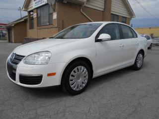 Used 2009 Volkswagen Jetta Comfortline 2.5L Automatic Loaded Certified 122Km for sale in Rexdale, ON