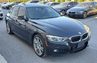Used 2016 BMW 3 Series 340i CLASSIC ELEGANCE for sale in Dorval, QC