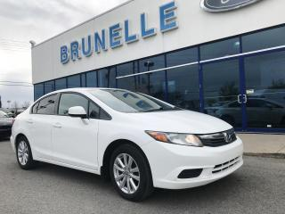 Used 2012 Honda Civic EX TOIT OUVRANT for sale in St-Eustache, QC