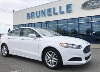 Used 2013 Ford Fusion SE TOIT OUVRANT for sale in St-Eustache, QC