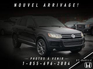 Used 2013 Volkswagen Touareg TDI for sale in St-Basile-le-Grand, QC