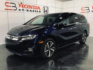 Used 2018 Honda Odyssey GARANTIE HONDA + TOURING for sale in St-Basile-le-Grand, QC