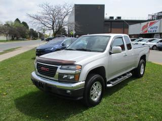 Used 2010 GMC Canyon SLE ~ LOW KM ~ 4x4 for sale in Toronto, ON