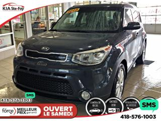 Used 2015 Kia Soul Ex Camera Cruise for sale in Québec, QC