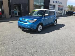 Used 2016 Kia Soul EV 5DR WGN LUXURY for sale in St-Hyacinthe, QC
