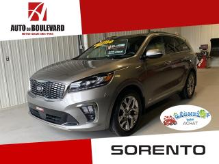 Used 2019 Kia Sorento SXL Limited RABAIS 6500$ DEMO BOSS for sale in Notre-Dame-des-Pins, QC