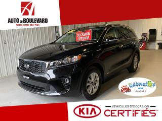 Used 2019 Kia Sorento LX PREM V6 BAS KILO 5000LBS 7PASS for sale in Notre-Dame-des-Pins, QC
