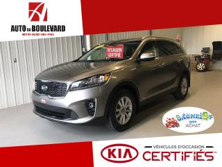 Used 2019 Kia Sorento LX PREM V6 AWD DEMO RABAIS 6500$ for sale in Notre-Dame-des-Pins, QC