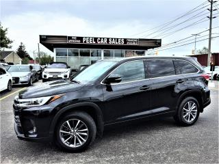Used 2018 Toyota Highlander XLE | NAVI | 8PASNGER | CLEANCARPROOF | for sale in Mississauga, ON