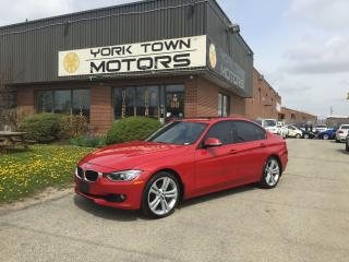 Used 2014 BMW 3 Series 328i x/SportPkg/Nav/BackCam/MoonRoof/WhiteLeather for sale in North York, ON