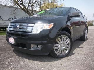 Used 2009 Ford Edge Limited for sale in Oshawa, ON