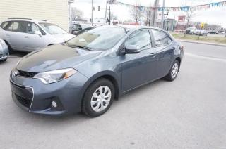 Used 2015 Toyota Corolla 4DR S for sale in Mascouche, QC