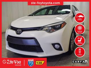 Used 2015 Toyota Corolla Le T.ouvrant, Roue for sale in Québec, QC