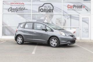 Used 2014 Honda Fit LX **GARANTIE 10ANS/200 000KM for sale in Québec, QC