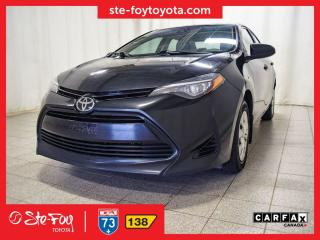 Used 2017 Toyota Corolla Ce Vi électriques for sale in Québec, QC