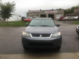 Used 2009 Mitsubishi Outlander SE for sale in Toronto, ON