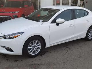 Used 2018 Mazda MAZDA3 SE; BLUETOOTH, BACKUP CAM, HEATED SEATS AND WHEEL for sale in Edmonton, AB