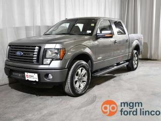 Used 2011 Ford F-150 XLT 4x4 SuperCrew 5.5' Styleside 144.5 in. WB for sale in Red Deer, AB