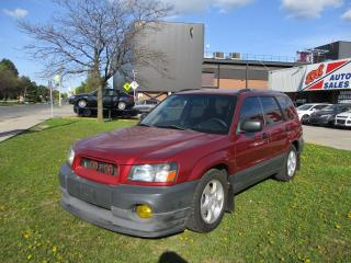 Used 2005 Subaru Forester X for sale in Toronto, ON