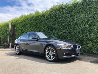 Used 2014 BMW 3 Series 320i xDrive AWD for sale in Surrey, BC