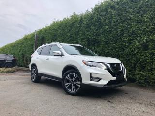Used 2019 Nissan Rogue SV 4dr AWD + NAVIGATION + BLIND-SPOT MONITORING SYSTEM + 18 INCH ALLOYS for sale in Surrey, BC