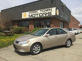 Used 2006 Toyota Camry XLE/SunRoof/HeatedSeats/LeatherInterior for sale in North York, ON