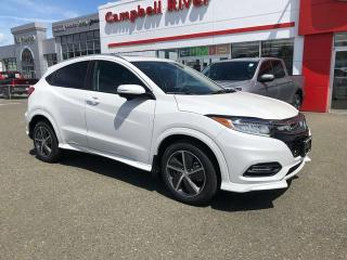 New 2019 Honda HR-V Touring for sale in Campbell River, BC