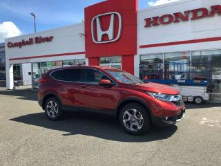 New 2019 Honda CR-V EX for sale in Campbell River, BC