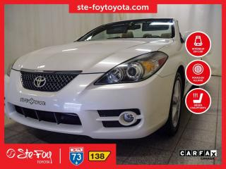 Used 2008 Toyota Solara Sle Toit Coulissant for sale in Québec, QC