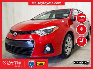 Used 2015 Toyota Corolla S Sieges Ch., Phare for sale in Québec, QC