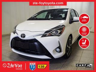 Used 2018 Toyota Yaris Se Caméra Recul for sale in Québec, QC